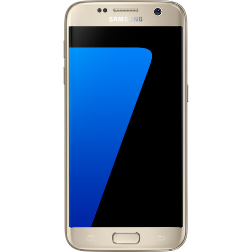 Samsung Galaxy S7 SM-G930F 32GB Smartphone and Virtual Reality Kit (Unlocked, Gold)