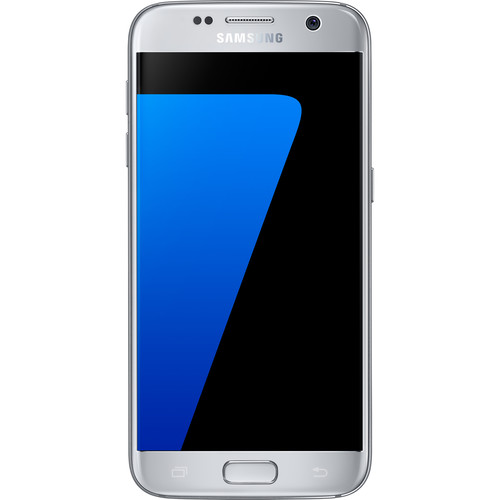 Samsung Galaxy S7 SM-G930F 32GB Smartphone and Virtual Reality Kit (Unlocked, Silver)