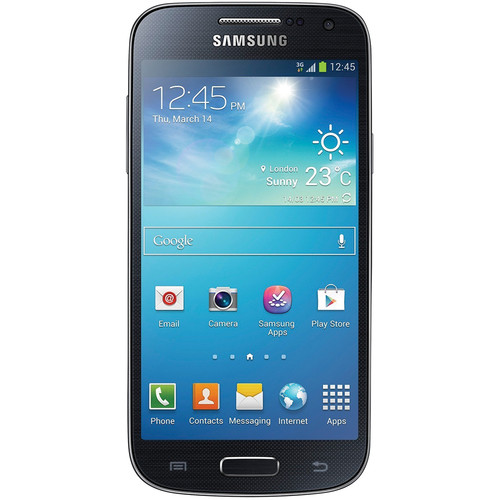 Samsung Galaxy S4 Mini GT-I9195I 8GB Smartphone (Unlocked, Black)