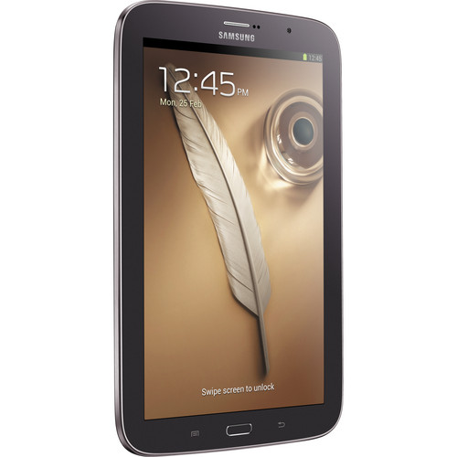 "Samsung 16GB Galaxy Note 8.0 Android 8"" Tablet (Black & Brown)"
