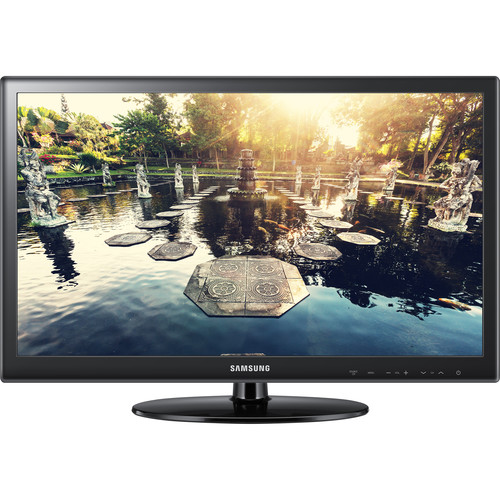 "Samsung HG22NE690ZF 22"" Full HD Slim Direct-Lit LED Hospitality Smart TV (Black)"