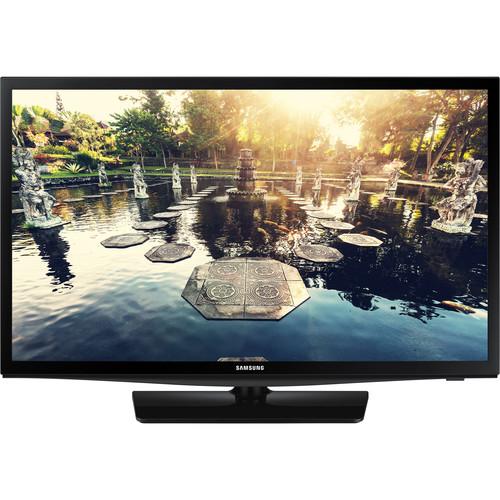 """Samsung HG24NE690AF 24"""" HD Slim Direct-Lit LED Hospitality Smart TV with Built-in Wi-Fi (Black)"""