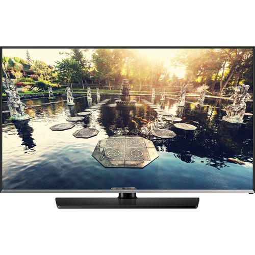 "Samsung HG32NE690BF 32"" Full HD Slim Direct-Lit LED Hospitality Smart TV with Built-in Wi-Fi (Black)"
