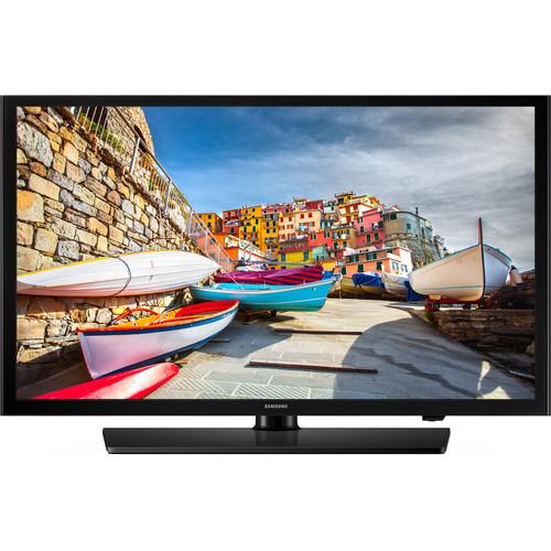 "Samsung 470 Series 43"" Full HD Hospitality TV (Black)"