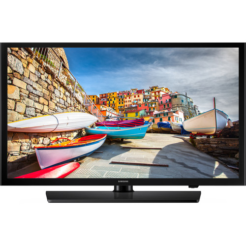 "Samsung 478 Series 43"" Hospitality TV (Black)"