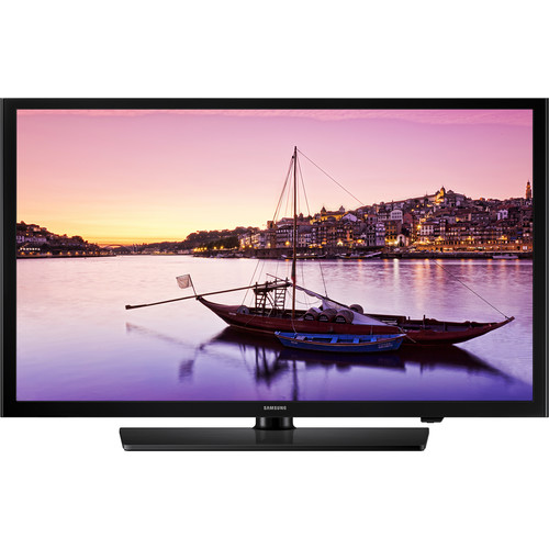 "Samsung HG43NE590SF 43"" Full HD Slim Direct-Lit LED Hospitality Smart TV with Built-in Wi-Fi (Black)"