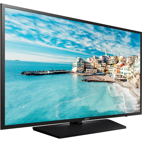 "Samsung NJ477 Series 43"" FHD Direct-Lit LED Hospitality TV"