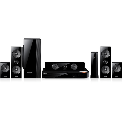Samsung HT-F6500 5 Speaker Smart 3D Blu-ray & DVD Home Theatre System