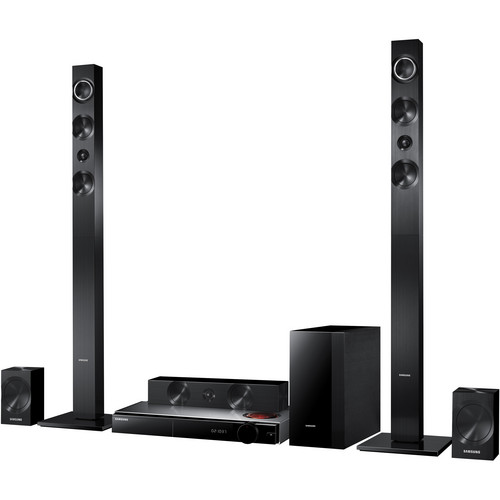 Samsung HT-F9730W 7.1-Channel Blu-ray Home Entertainment System