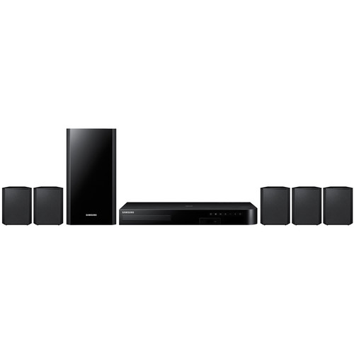 Samsung HT-H4500 5.1-Channel Smart 3D Blu-ray Home Theater System