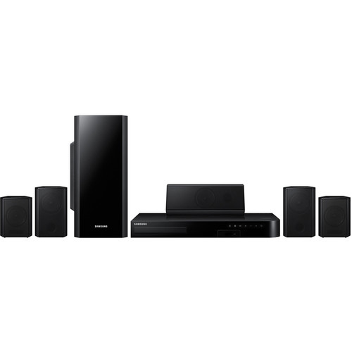 Samsung HT-H5500W 5.1-Channel 1000W 3D Smart Blu-ray Home Theater System