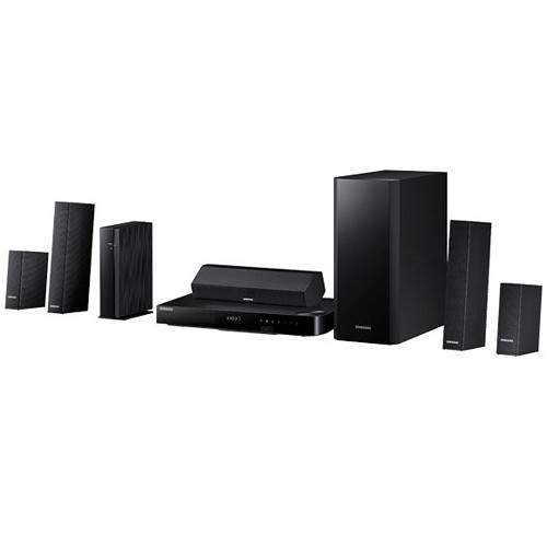 Samsung HT-H6500WM 5.1-Channel 3D Blu-ray Smart Home Theater System