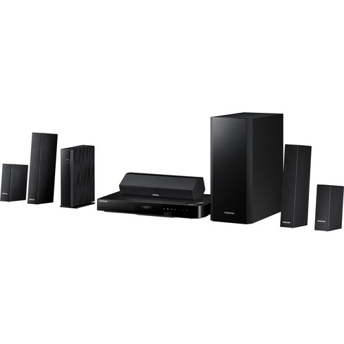 Samsung HT-H6500WM 5.1-Channel 1000W 3D Smart Blu-ray Home Theater System