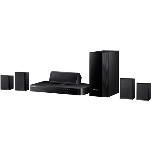 Samsung HT-J4100 5.1-Channel Blu-ray Home Theater System