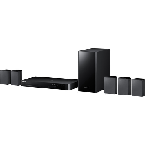 Samsung HT-J4500W 5.1-Channel Smart Blu-ray Home Theater System