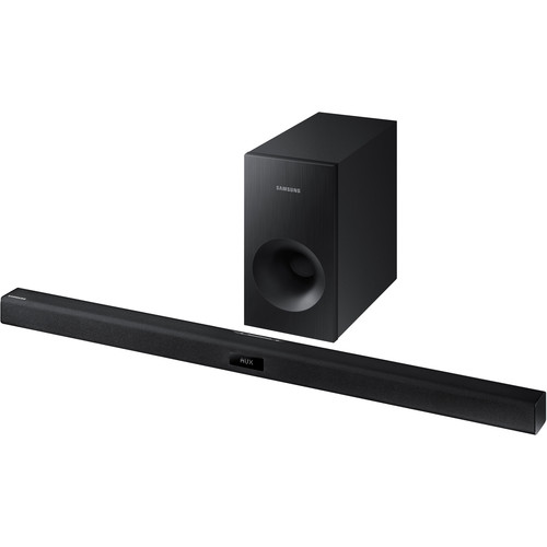 Samsung HW-J355 120W 2.1-Channel Soundbar Speaker System
