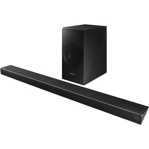 Samsung HW-N650 Panoramic 360W Virtual 5.1-Channel Soundbar System