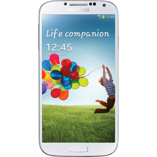 Samsung Galaxy S4 SGH-I337 16GB AT&T Branded Smartphone (Unlocked, White)