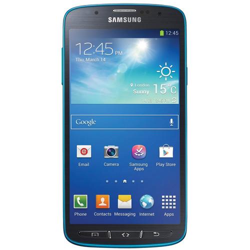 Samsung Galaxy S4 Active SGH-I537 16GB Smartphone (Unlocked, Blue)