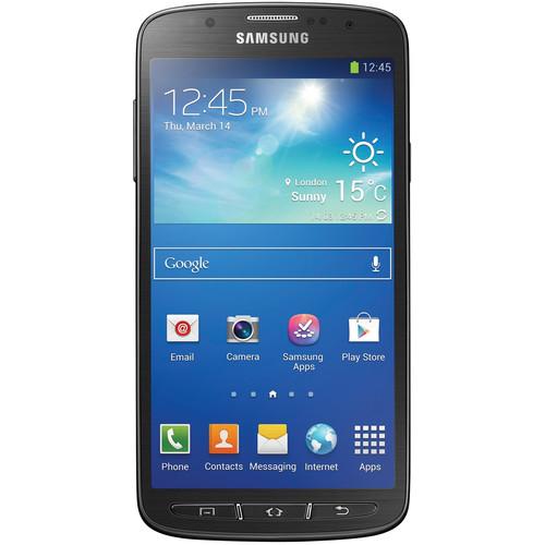 Samsung Galaxy S4 Active SGH-I537 16GB Smartphone (Unlocked, Gray)