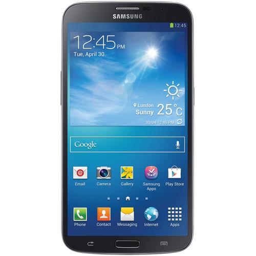 Samsung Galaxy Mega GT-I9200 8GB Smartphone (Unlocked, Black)