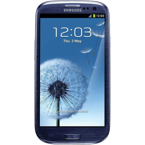 Samsung Galaxy S III GT-I9300 International 16GB Smartphone (Unlocked, Blue)
