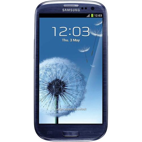 Samsung Galaxy S III GT-I9300 International 16GB Smartphone (Unlocked, Blue)
