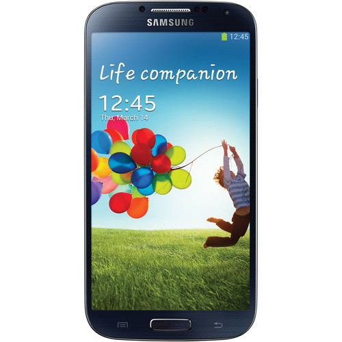Samsung Galaxy S4 GT-I9505 International 16GB Smartphone (Unlocked, Black)