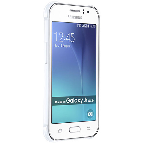 Samsung Galaxy J1 Ace J111M 8GB Smartphone (Region Specific Unlocked, White)