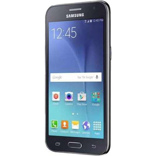 Samsung Galaxy J2 J200M 8GB Smartphone (Region Specific Unlocked, Black)