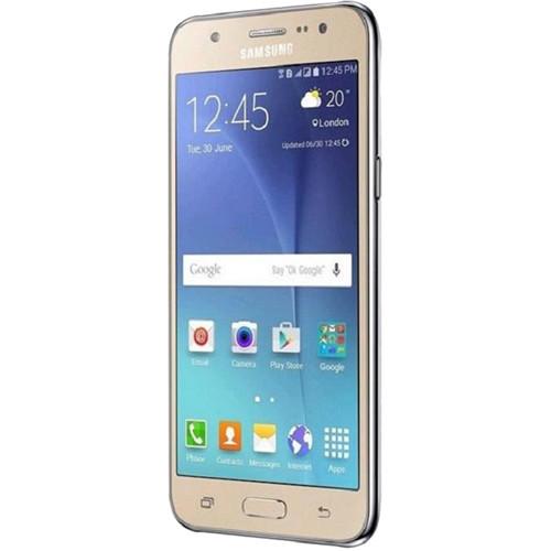 Samsung Galaxy J5 SM-J500M 8GB Smartphone (Region Specific Unlocked, Gold)