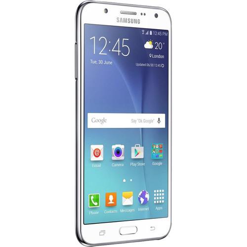 Samsung Galaxy J7 SM-J700M 16GB Smartphone (Region Specific Unlocked, White)