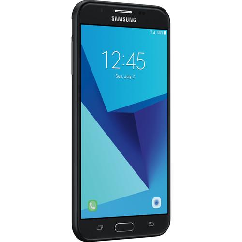 Samsung Galaxy J7 (2017) SM-J727U 16GB Smartphone (Unlocked, Black)