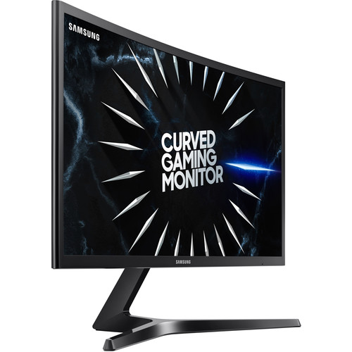 "Samsung C24RG50 23.5"" 16:9 144 Hz Curved FreeSync LCD Gaming Monitor"