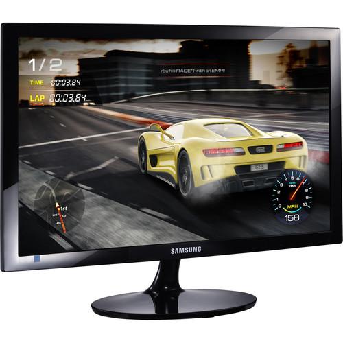 """Samsung 330 Series 24"""" 16:9 LCD Monitor"""