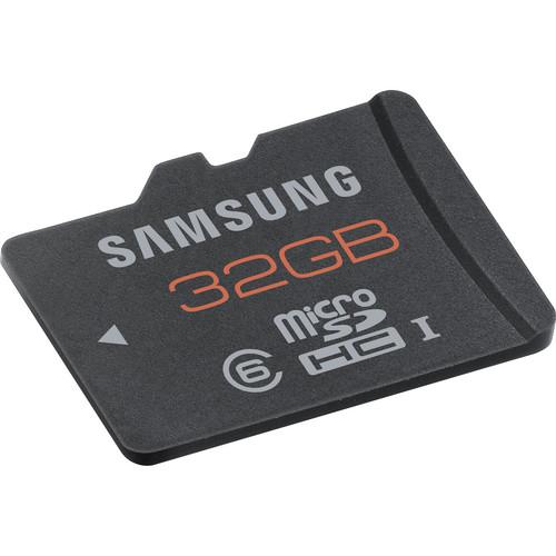 Samsung microSDHC Memory Card Plus Series Class 6 UHS-I
