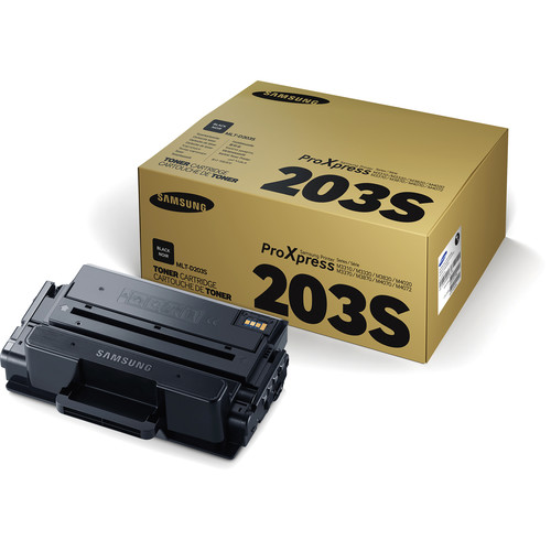 Samsung MLT-D203S 3K Black Toner Cartridge