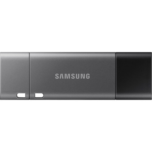 Samsung 64GB DUO Plus USB Type-C Flash Drive with USB Type-A Adapter