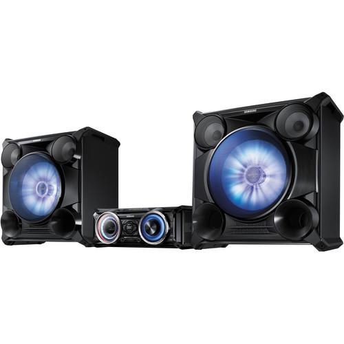 Samsung MX-FS8000E Multi-Voltage Giga Sound Beat Mini Component System