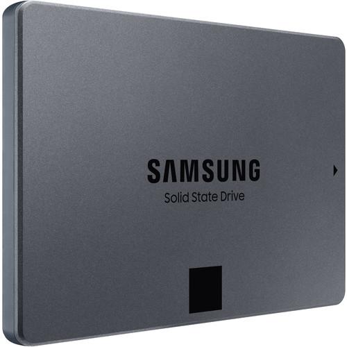 """Samsung 2TB 860 QVO SATA III 2.5"""" Internal SSD"""
