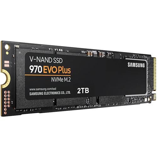 Samsung 2TB 970 EVO Plus NVMe M.2 Internal SSD