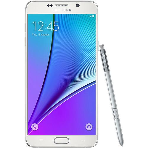 Samsung Galaxy Note 5 SM-N920C 32GB Smartphone (Unlocked, White Pearl)