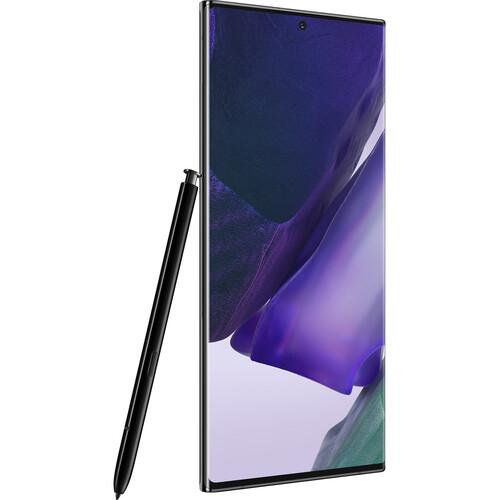Samsung Galaxy Note 20 Ultra N985F Dual-SIM 256GB Smartphone (Unlocked, Mystic Black)
