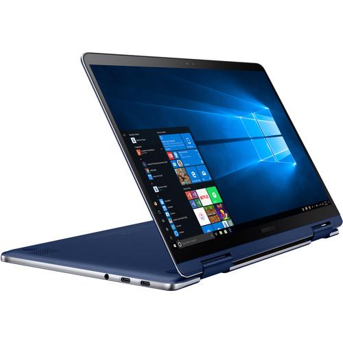 "Samsung NP930SBE-K1/ i7-8565U/ 8GB/256GB SSD/ UHD620/ Windows 10 Home/ 13.3"" (Ocean Blue)"