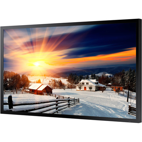 """Samsung OH55F 55"""" Full HD Outdoor Signage Display with Embedded Power Box"""