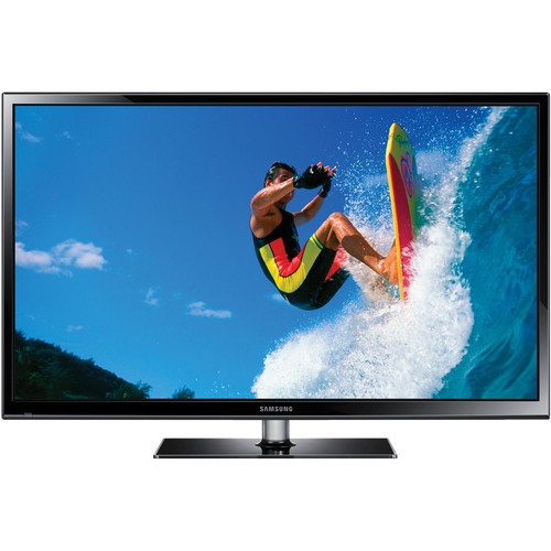 "Samsung PS-51F4900 51"" 3D Multisystem Plasma TV"