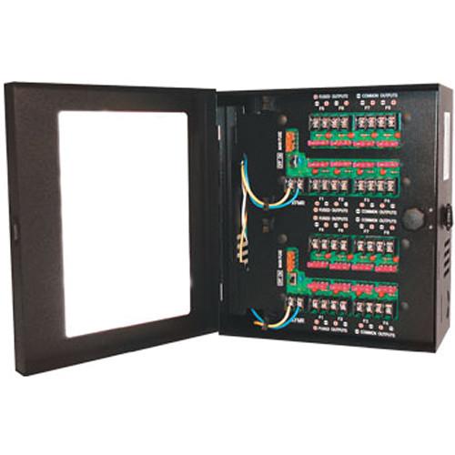 Samsung PWR-24AC-16-8UL 16-Camera 24VAC 8A Power Supply