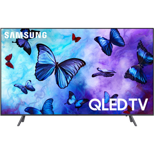 "Samsung Q6FNA 55"" Class HDR 4K UHD Smart Multi-System QLED TV"