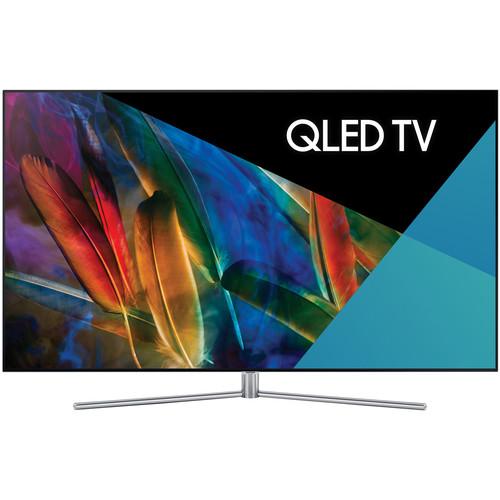"Samsung 65"" Multi System QLED 4K Full HD Smart TV"
