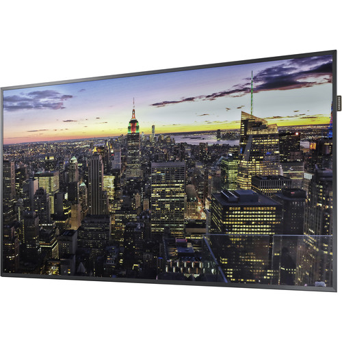 "Samsung QMH Series 65"" SMART Signage LCD Display"